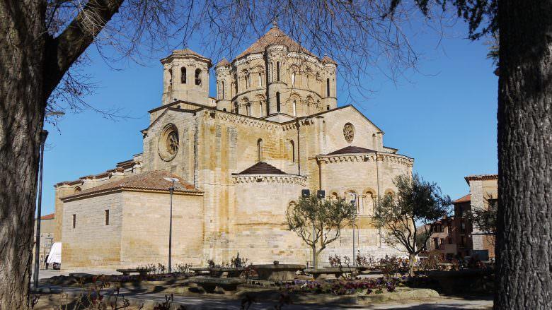 Die romanische Stiftskirche Santa María la Mayor in Toro