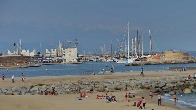 Sporthafen Port Olímpic