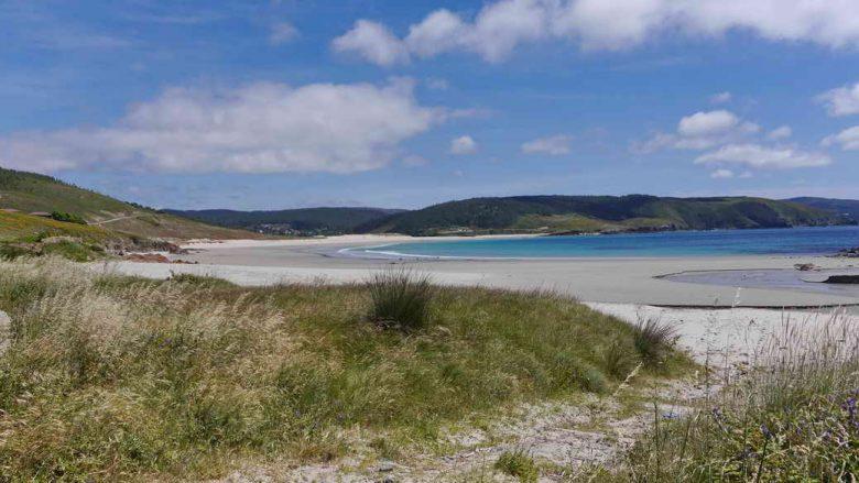 Praia de Nemiña