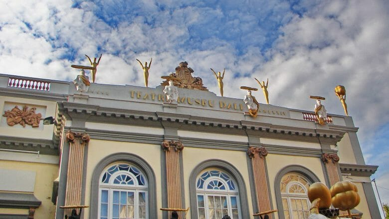 Teatro Museo Salvador Dalí in Figueres