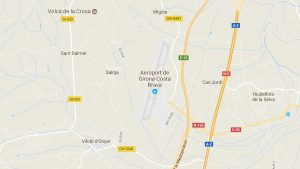 Flughafen Girona (Costa Brava)