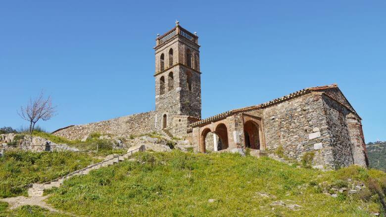 Mezquita von Almonaster la Real