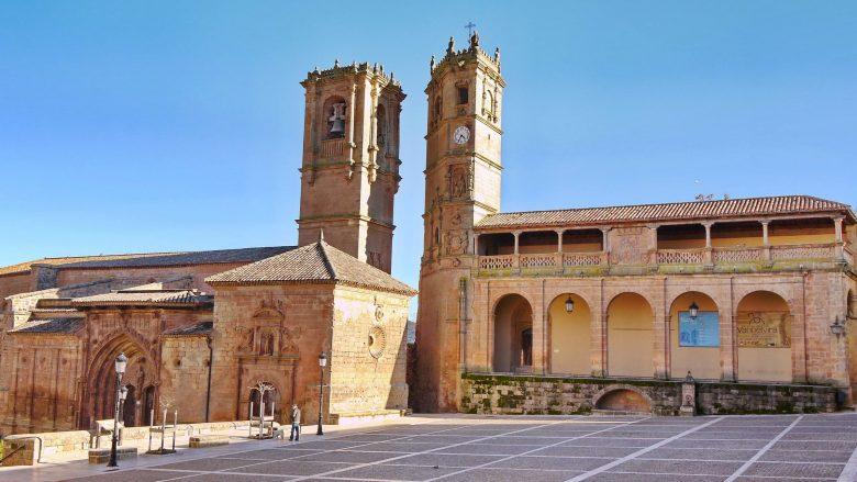 Kirchen in Alcaraz