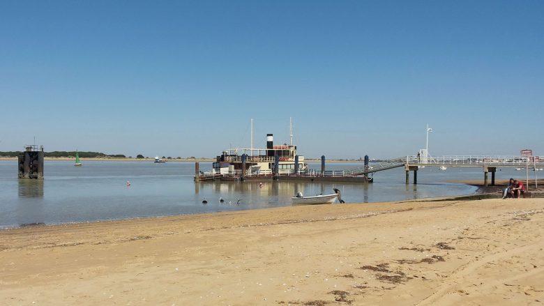 Am Ufer des Guadalquivir