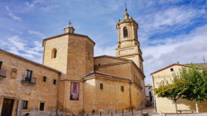 Die Klosterkirche San Sebastían in Santo Domingo de Silos