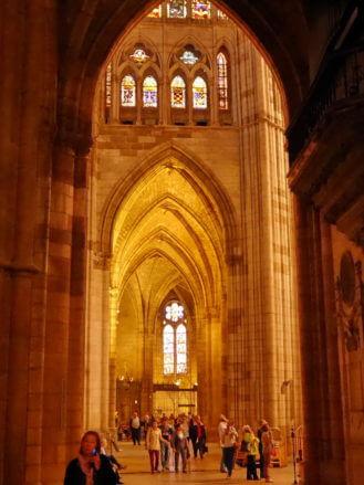 In der Kathedrale von León