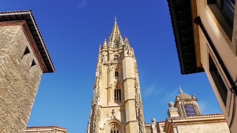 Die San Salvador Kathedrale von Oviedo