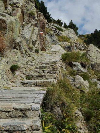 Wanderweg Camí Vell