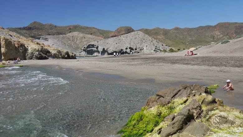 Playa de Monsul: Paradiesische Ruhe im Frühling am Cabo de Gata