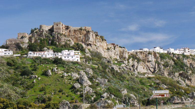 Castillo Arabe in Salobreña