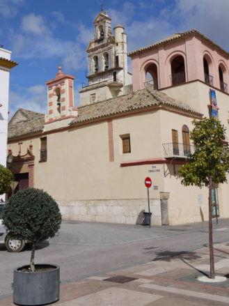 Kirche San Francisco in Écija