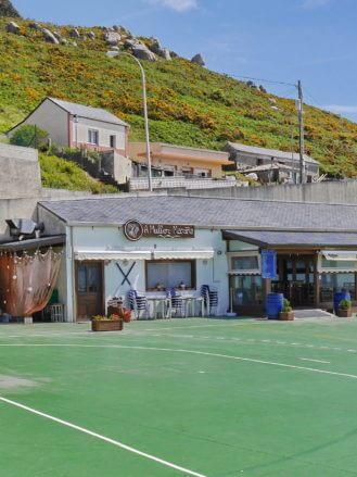 Das Fischerdorf O Porto de Bares