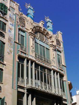 Jugendstilhaus in Palma