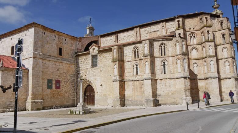 Kloster Convento de San Pablo in Peñafiel