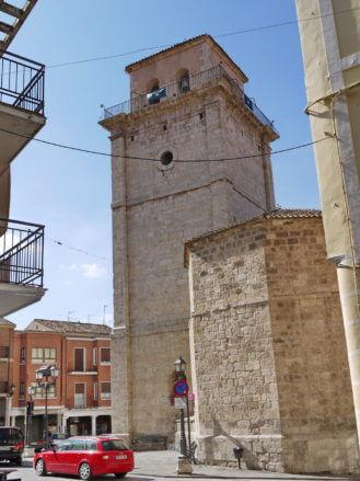 Iglesia de Santa María in Peñafiel