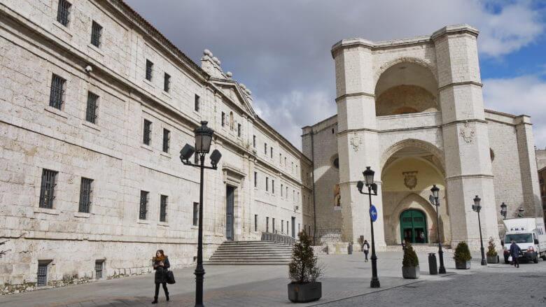 Kirche und Kloster San Benito el Real in Valladolid