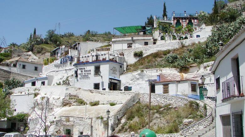 Sacromonte von Granada