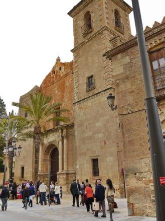 Iglesia de San Francisco in Lorca