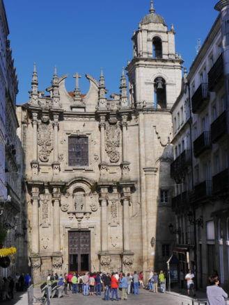 Die Kirche Santa Eufemia