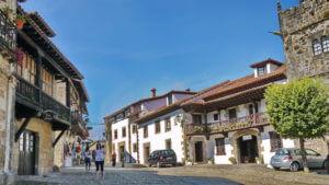 Historisches Zentrum von Santillana del Mar