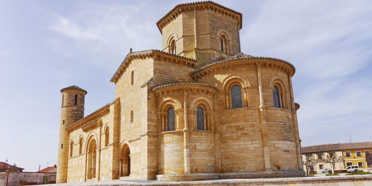 Reiseziel Frómista (Palencia): Sehenswerte Kirchen am Jakobsweg