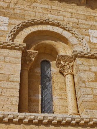 Kirchenfenster von Sankt Martin