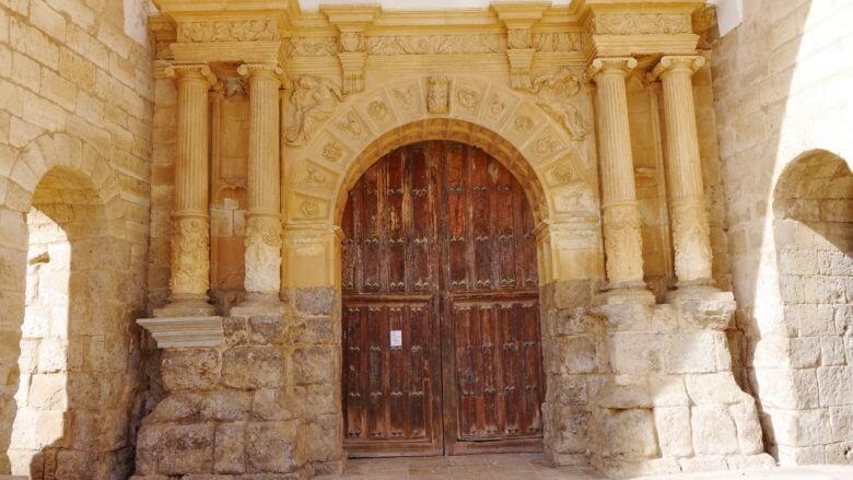 Portal von San Pedro