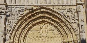 Sangüesa (Navarra): Historische Kleinstadt mit einer sehenswerten romanischen Kirche