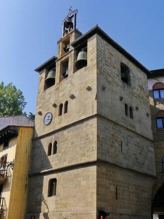 Kirche Santa Maria la Real in Zarautz