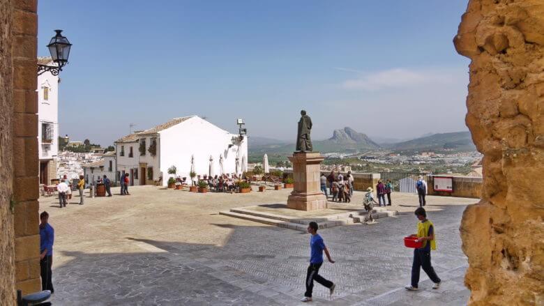 Plaza del Escribano