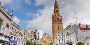 Carmona in der Provinz Sevilla