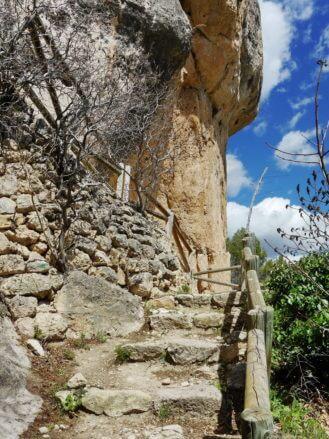 Spazierweg rund um Cuenca