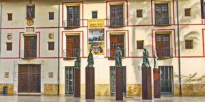Reiseziel Stadt Gandia