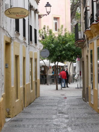 Calle Francos