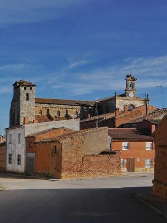 Dorf Mahamud (Provinz Burgos)