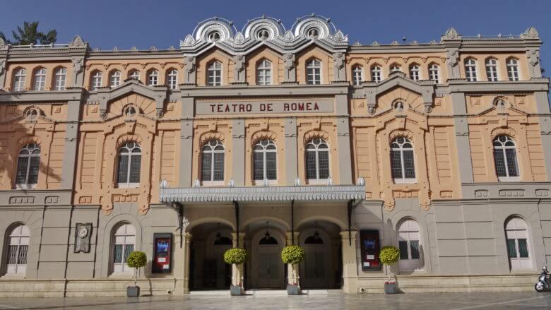 Das Teatro de Romea in Murcia