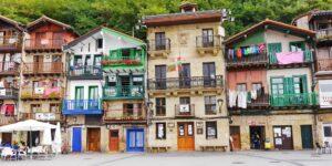 Ausflugsziel Pasaia (Pasajes): Schönes Fischerdorf an der Baskischen Küste in der Provinz Gipuzkoa