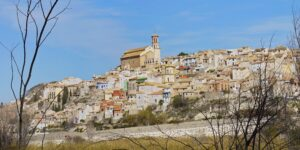 Titelbild zum Reiseführer und Wegweiser durch die Region Murcia
