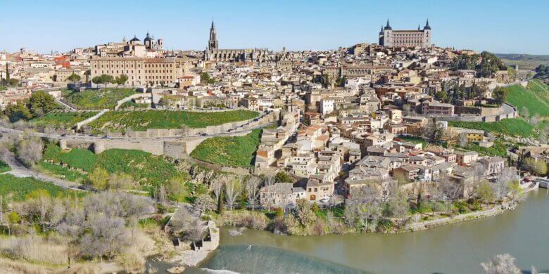 Toledo ist das Top Städtereiseziel in Kastilien-La Mancha