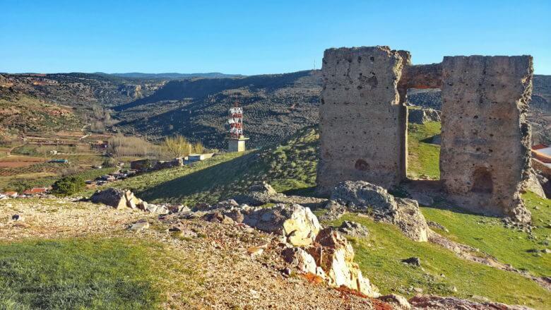 Burg von Alcaraz