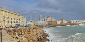 Die Hafenstadt Cádiz (Andalusien)