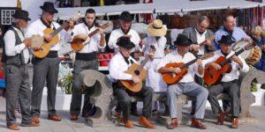 Teguise, eine der schönsten Orte auf den Kanaren