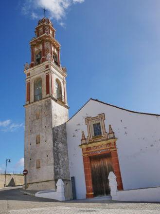 Pfarrkirche Nuestro Señor y Salvador in Ayamonte
