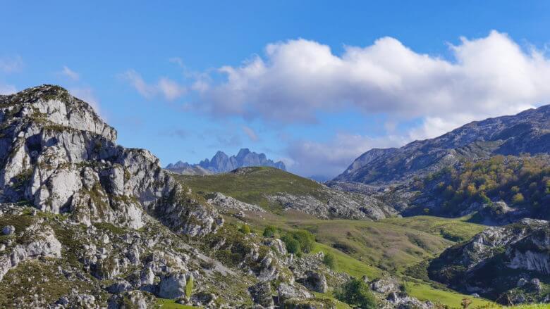 Die Bergwelt der Picos de Europa