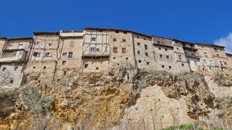 Casas Colgadas in Frías