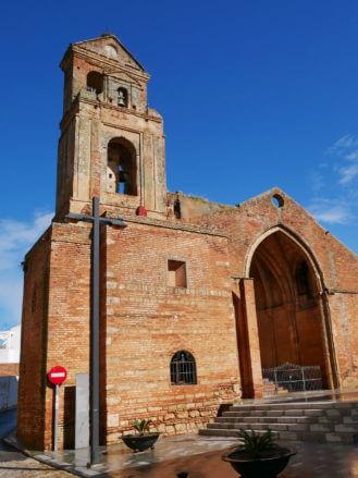 Ruine der Kirche San Martín