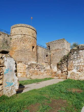 Castillo de Niebla (Castillo de los Guzmanes)