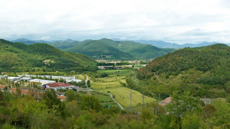 Naturpark Vulkane der Garrotxa