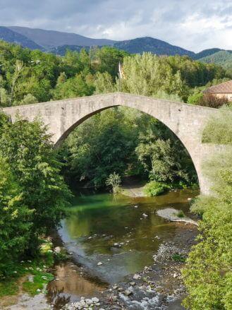 Brücke Pont Vell