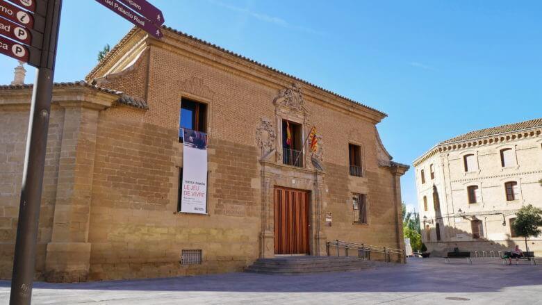 Museum von Huesca in der ehemaligen Universität